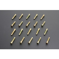 EXTENDED WHEEL STUD HONDA, ACCORD CIVIC, INTEGRA, PRELUDE, DC5 RSX, S2000, FC, RD1-RD3 97-01, 02-06, AP1/2, BB